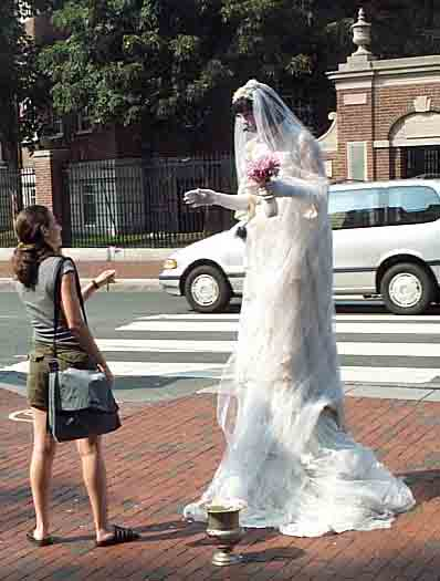 Eight-Foot Bride
