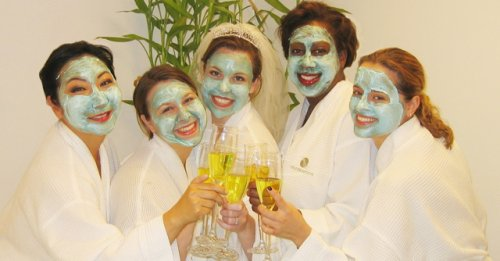 Getting your spa on can be fun, but please don't obsess