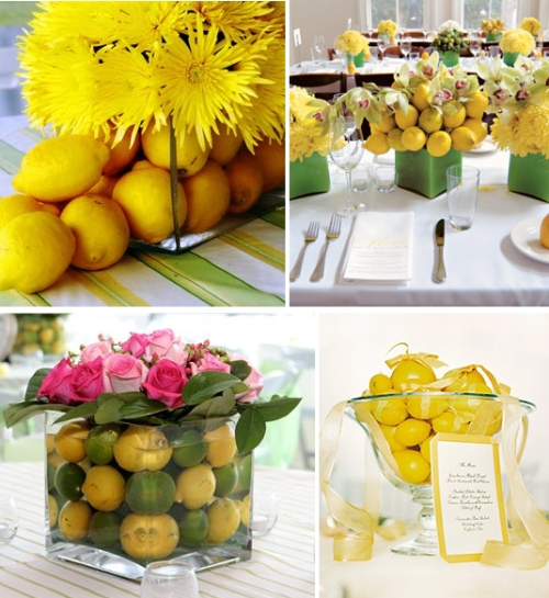 Fruits wedding centerpieces ideas Pictures