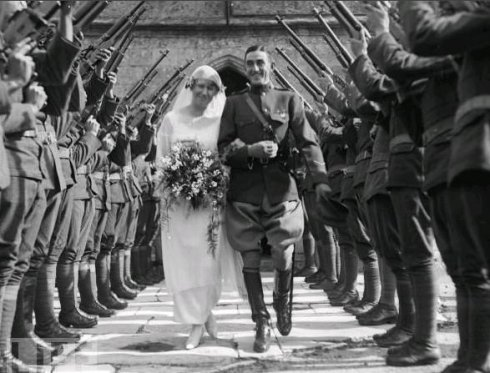wartime bride