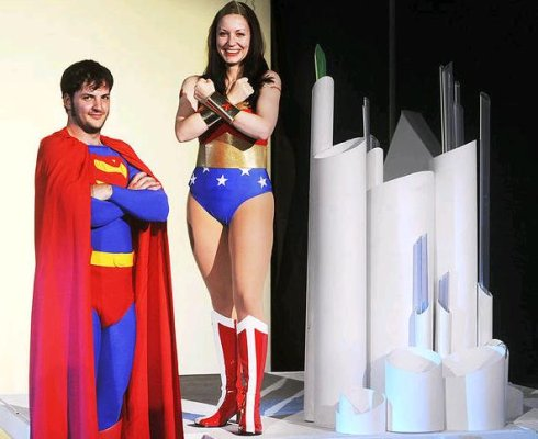 This super couple isn 39t even particularly big on comic books