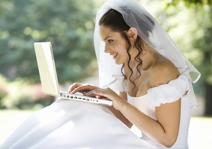 computer bride