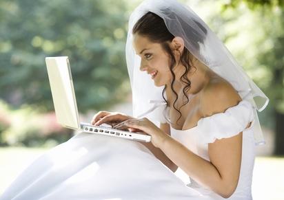 computer bride
