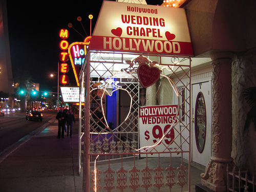 hollywood wedding chapel