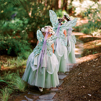 FAIRY FLOWER GIRLS