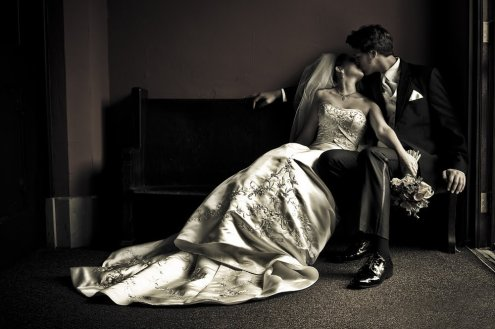 artistic wedding photos 1