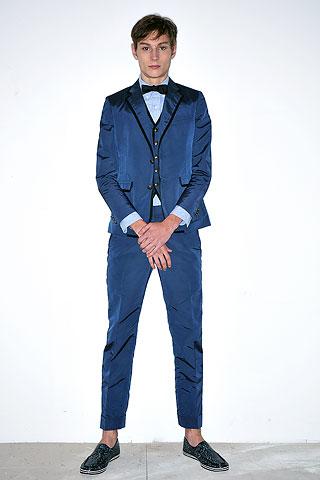 colored tuxedo