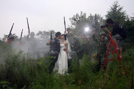 military wedding 2