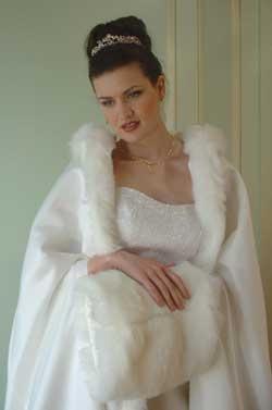 Princess Bride Tiaras Cloak