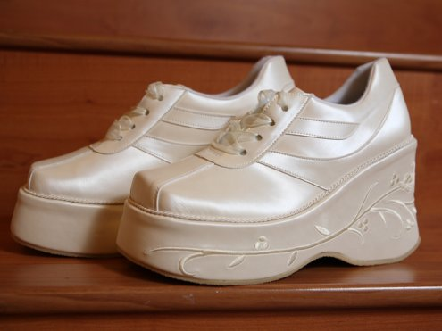bridal sneakers 3