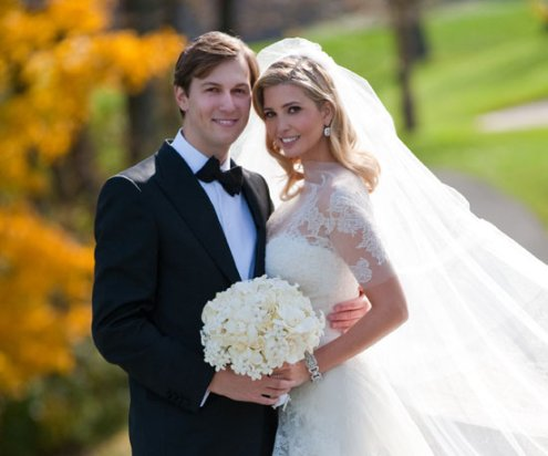 ivanka trump wedding gown. ivanka trump wedding