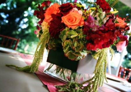 low centerpieces 7