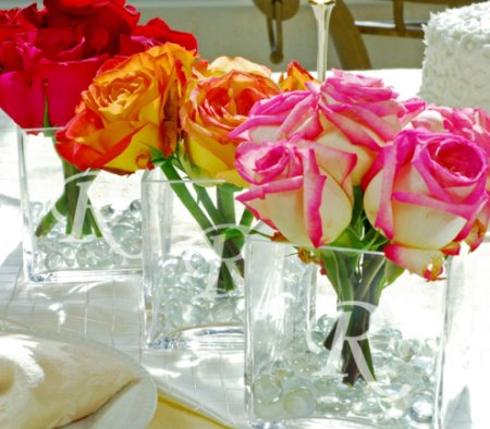 low centerpieces 8