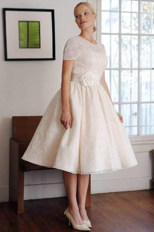 wedding dresses sleeves 2