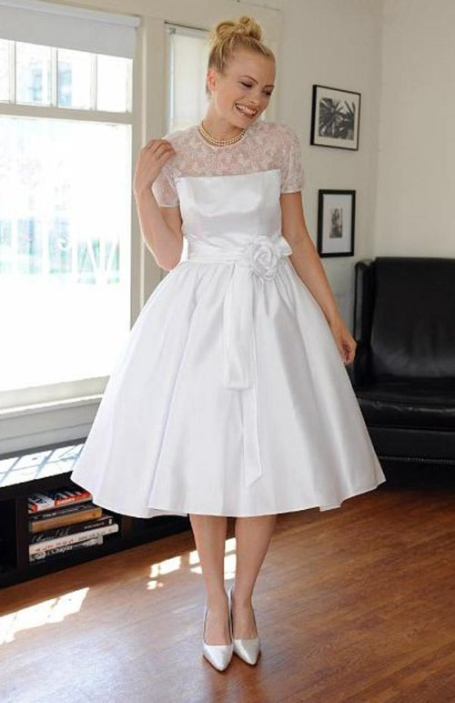 wedding dresses sleeves 3
