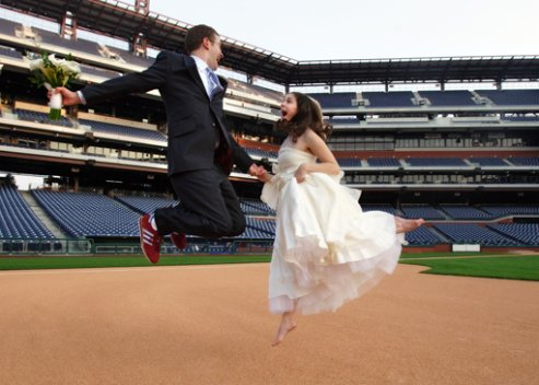 baseball-wedding