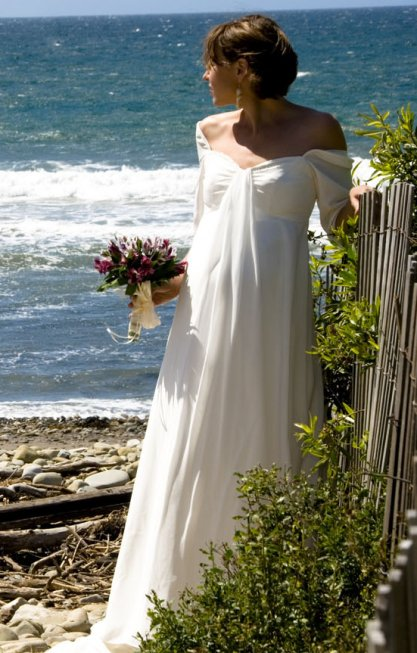 maternity wedding dresses 2