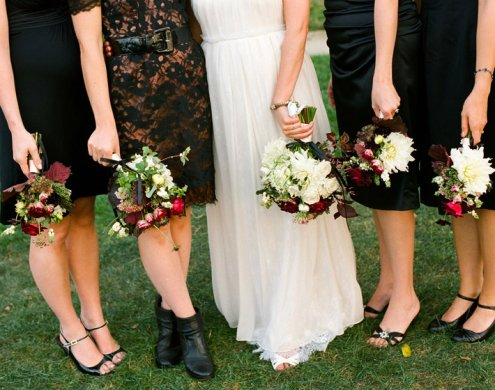 large bridal bouquets