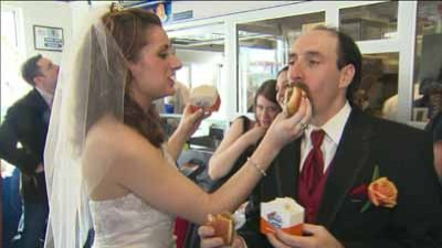 white castle wedding 1