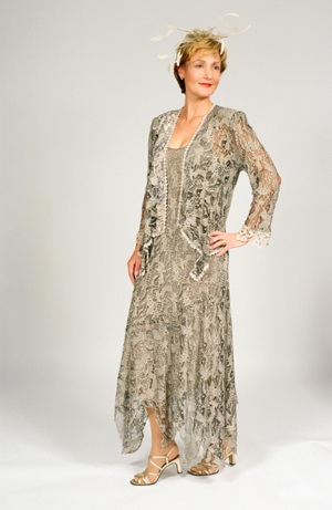 Moldy Lace MOB Dress