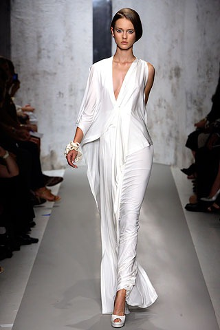 donna karan wedding dress
