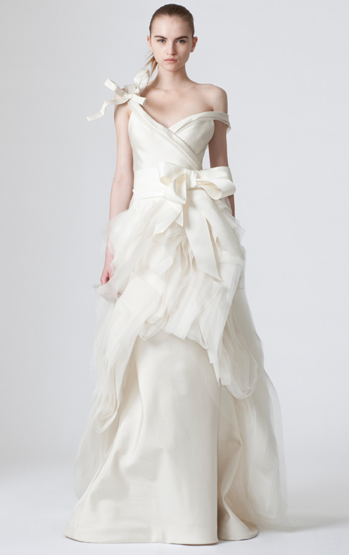 I 39d venture to suggest that this Vera Wang number falls into that category