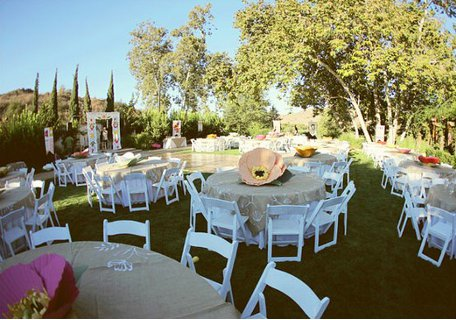 paper flowers wedding centerpiece. HUGE flower wedding table