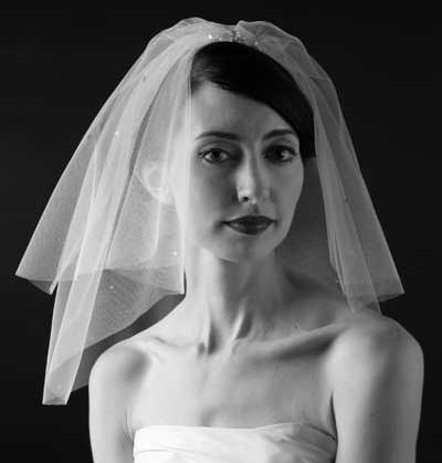 Jane from Sara Gabriel veils