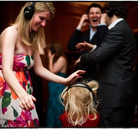 Wedding Headphones