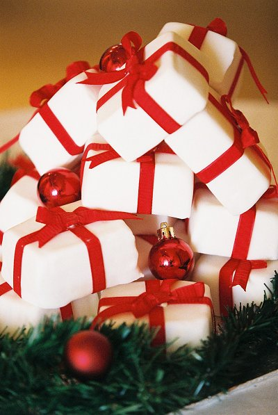 The gifts don\'t go under the tree