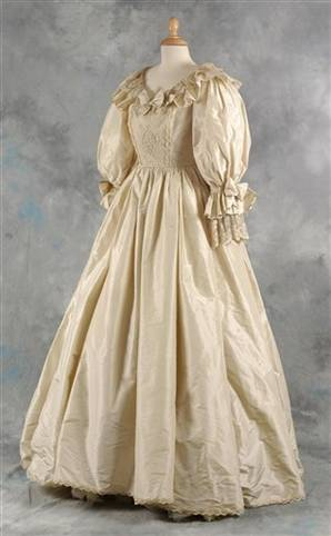 princess diana wedding dresses. Her wedding was broadcast to
